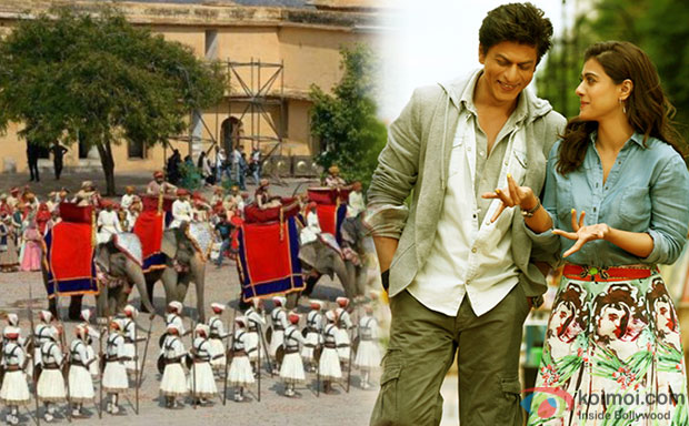 A still from 'Bajirao Mastani' and 'Dilwale'