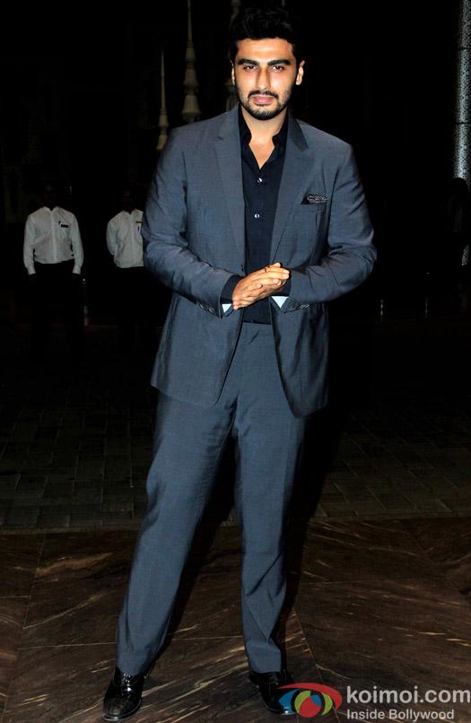 Arjun Kapoor attend Shahid Kapoor and Mira Rajput's reception