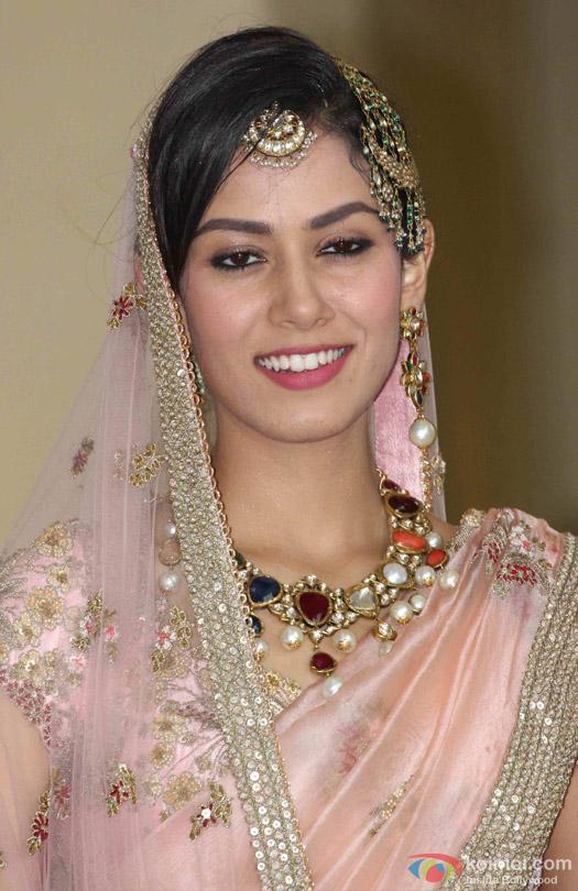 Mira Rajput during her Wedding Reception