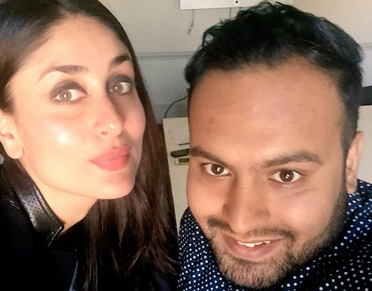 Kareena Kapoor Khan for BajrangiBhaijaan in London