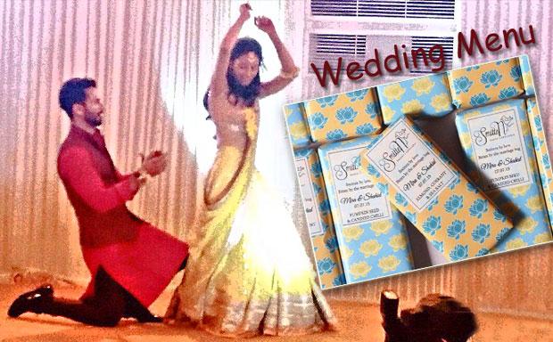 Shahid Kapoor & Mira Rajput's Wedding Menu Revealed!