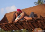Amy Jackson and Akshay Kumar in Singh Is Bling Movie Stills Pic 1