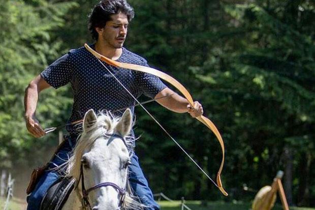 Harshvardhan Kapoor in a still from movie 'Mirziya'