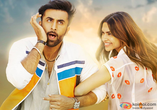 Ranbir Kapoor and Deepika Padukone in Tamasha Movie Stills Pic 8
