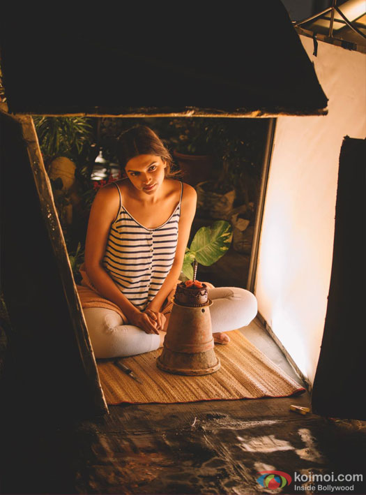 Deepika Padukone in Tamasha Movie Stills Pic 2