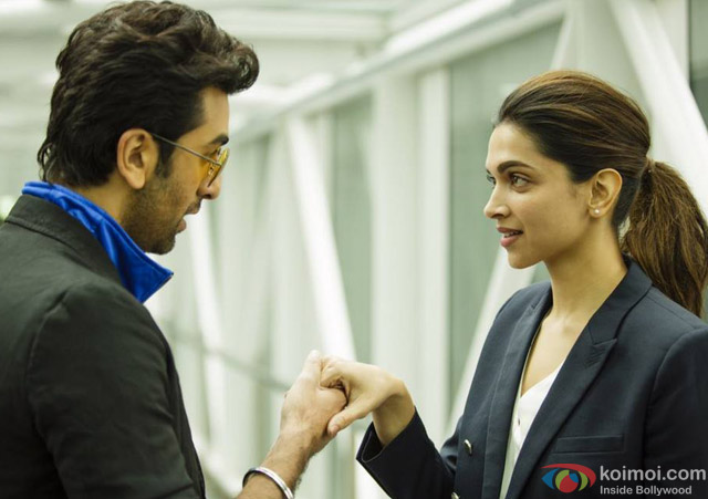 Ranbir Kapoor and Deepika Padukone in Tamasha Movie Stills Pic 10