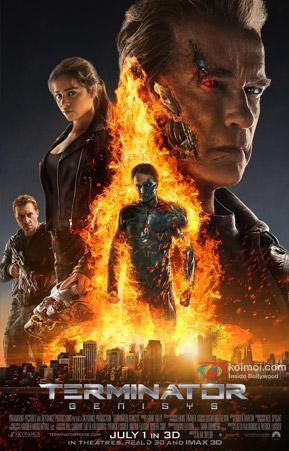 Terminator Genisys Movie Poster