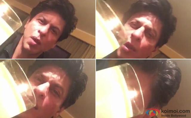 Shah Rukh Khan's Dubsmash Tribute To 13 Years Of Devdas