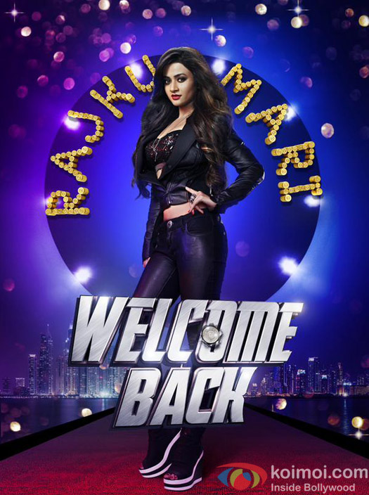 Sakshi Maggo in a still from Welcome Back