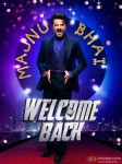 Anil Kapoor in a Welcome Back Movie Poster
