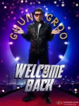 Paresh Rawal in a Welcome Back Movie Poster