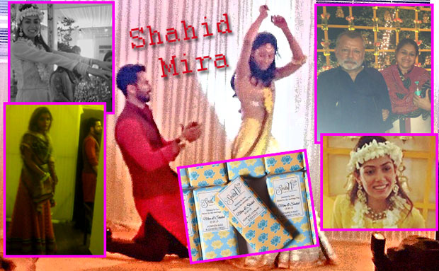 What Shahid Kapoor & Mira Rajput Will Wear For The Big Day Today!