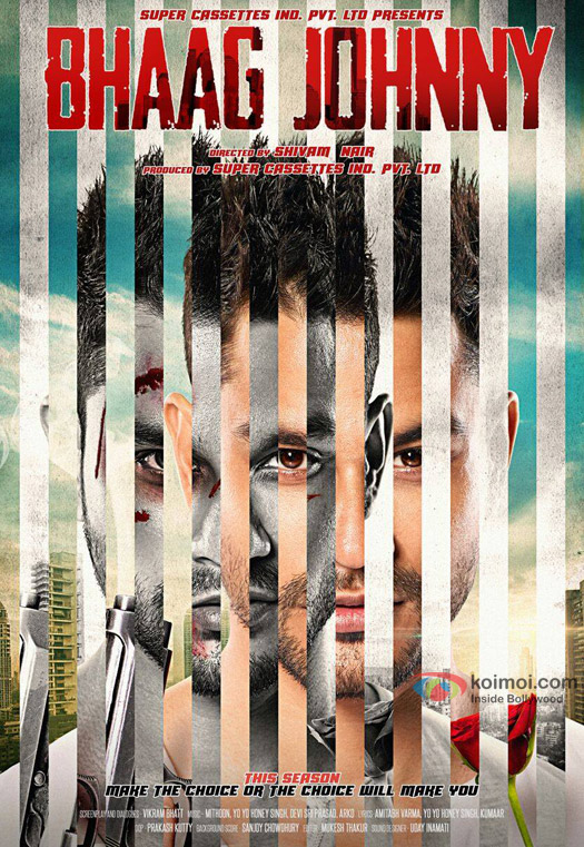 Kunal Khemu, Zoa Morani and Mandana Karimi starrer Bhaag Johnny Movie Poster 2