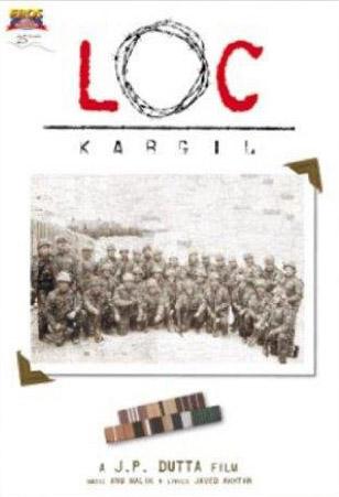 LOC: Kargil (2003) Movie Poster