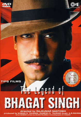 The Legend of Bhagat Singh (2002) Movie Poster