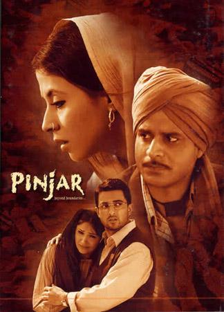 Pinjar (2003) Movie Poster