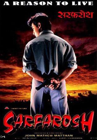 Sarfarosh (1999) Movie Poster