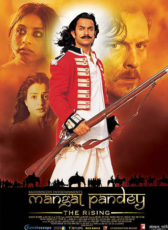 The Rising: Ballad of Mangal Pandey (2005) Movie Poster