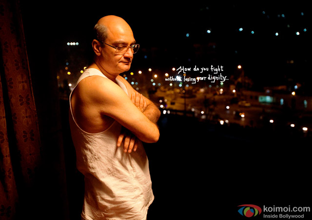 Vinay Pathak in 'Gour Hari Dastaan - The Freedom File' Movie Stills Pic 1