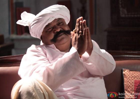 Saurabh Shukla in 'Kaun Kitney Paani Mein' Movie Stills Pic 1