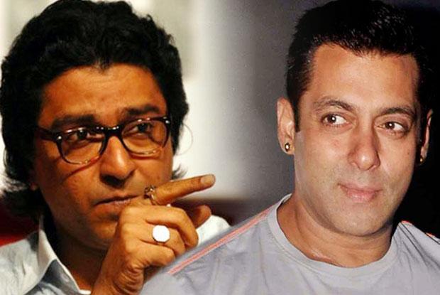 Raj Thackeray Slams Salman Khan On Support Of Pakistani Actors