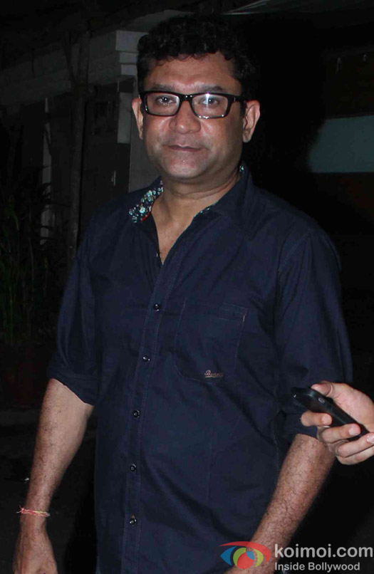 Ken Ghosh during the Ekta Kapoor's party