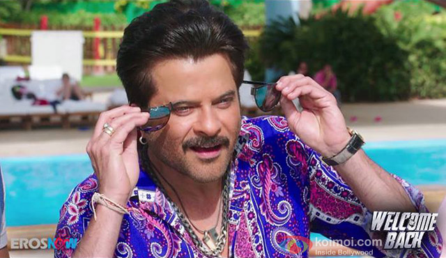 Anil Kapoor in 'Welcome Back' Movie Stills Pic 2