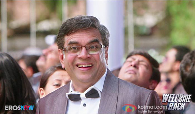 Paresh Rawal in 'Welcome Back' Movie Stills Pic 1