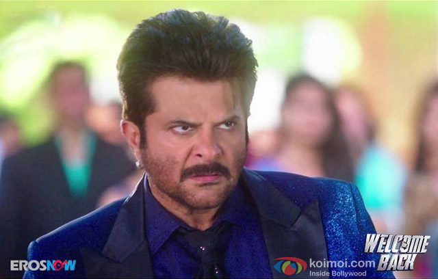 Anil Kapoor in 'Welcome Back' Movie Stills Pic 3