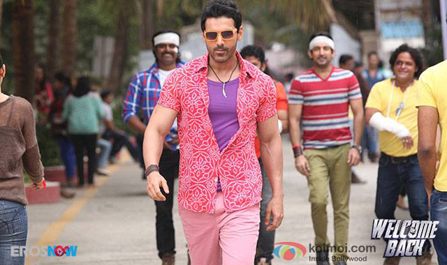 John Abraham in 'Welcome Back' Movie Stills Pic 1