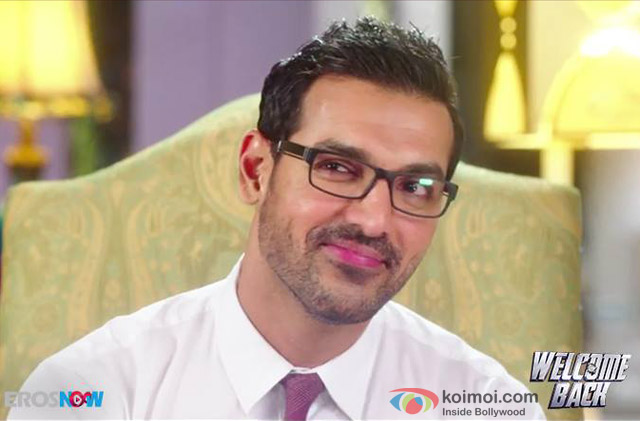 John Abraham in 'Welcome Back' Movie Stills Pic 2
