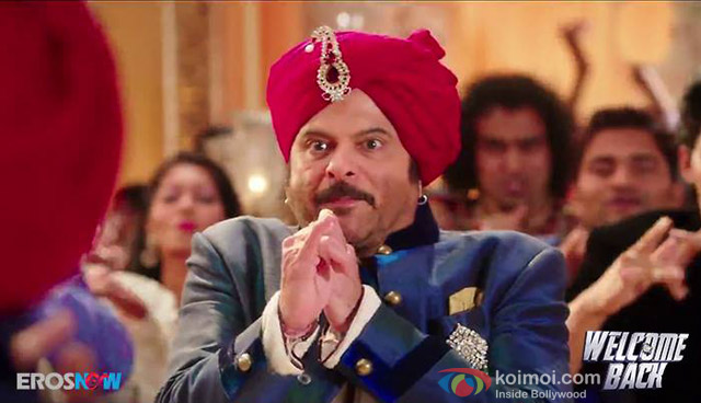 Anil Kapoor in 'Welcome Back' Movie Stills Pic 1