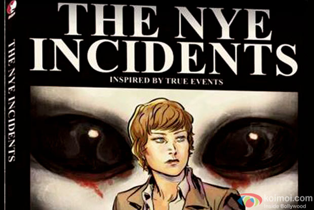 Comic book The Nye Incidents
