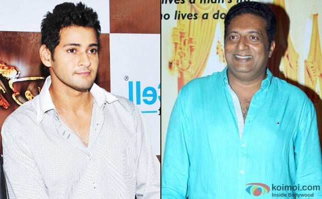 Mahesh Babu and Prakash Raj