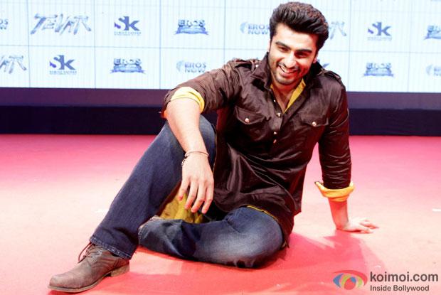 Arjun Kapoor at an event