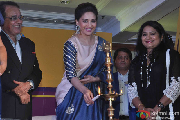 Madhuri Dixit during the Radio4Child awards in Mumbai