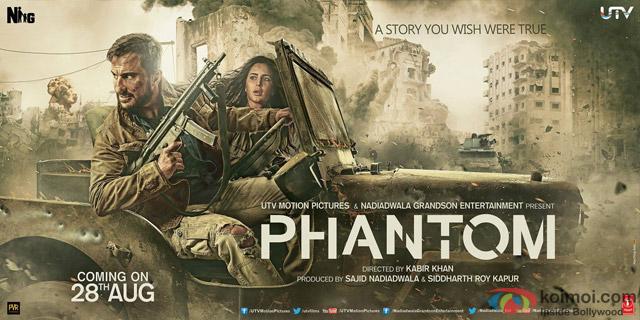 Phantom Movie Poster