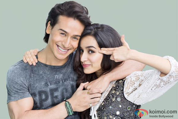 First Look : Tiger Shroff and Shraddha Kapoor Look In Baaghi