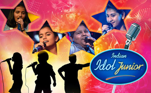 Indian Idol Junior Gears Up For The Finale!