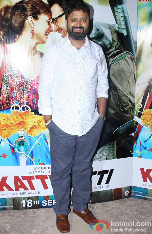Nikhil Advani Promoting Katti Batti