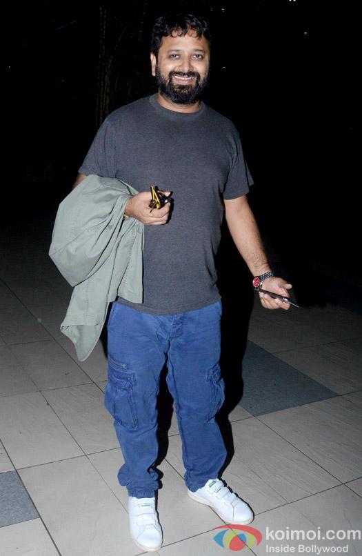 Nikhil Advani Clicked At Airport