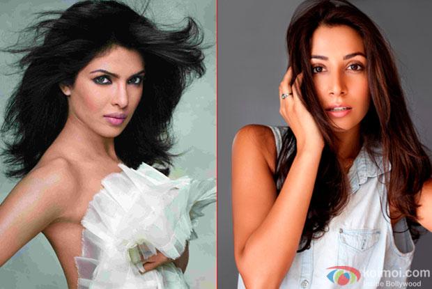 Priyanka Chopra and Monica Dogra