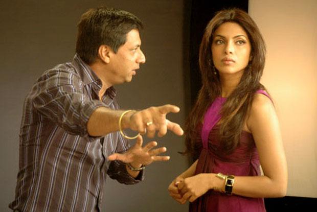Madhur Bhandarkar and Priyanka Chopra
