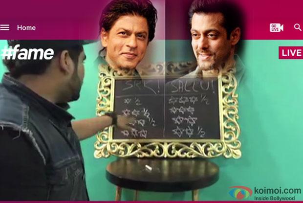 Shah Rukh Khan v/s Salman Khan   Battle Of The Fan Clubs
