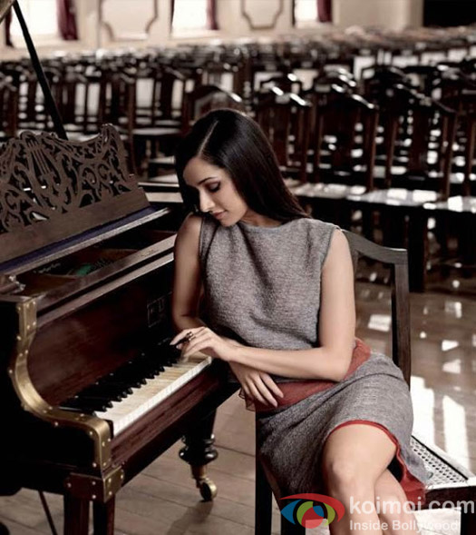 Shraddha Kapoor Is Taking Piano Lessons For Rock On 2