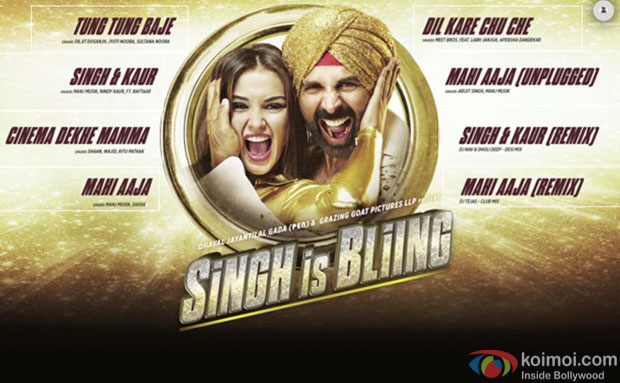 Singh Is Bliing Jukebox