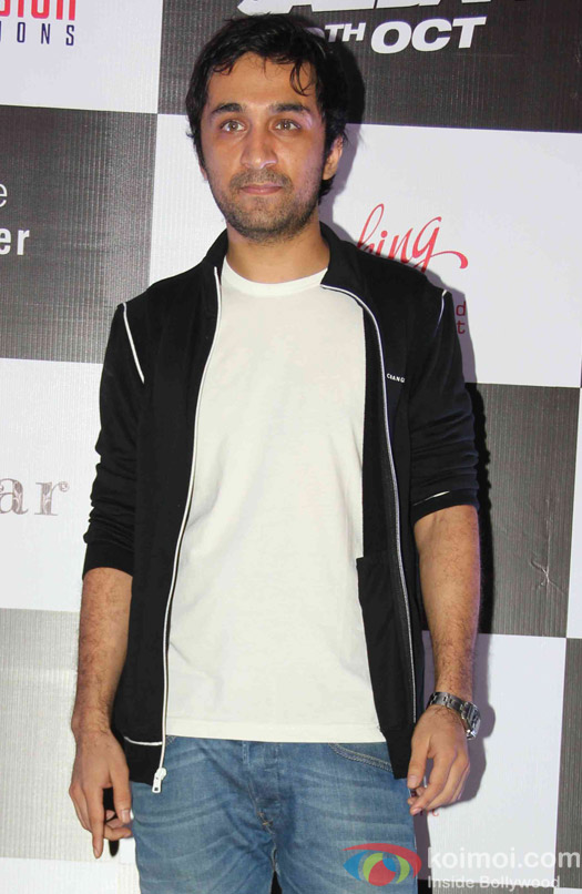 Siddhanth Kapoor during the Song launch of movie Jazba