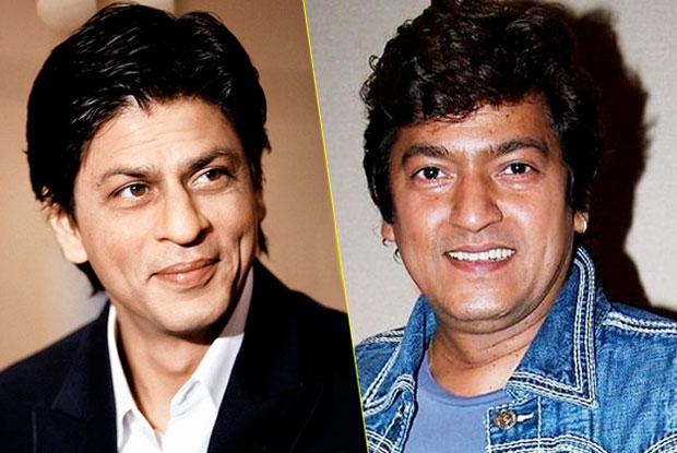 Shah Rukh Khan and Aadesh Shrivastava