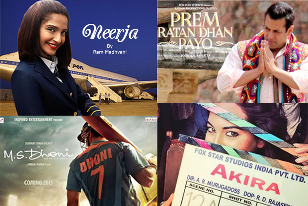 T-Series & Fox Star Studios sign strategic music alliance for Neerja, Prem ratan Dhan Payo, MS Dhoni and Akira