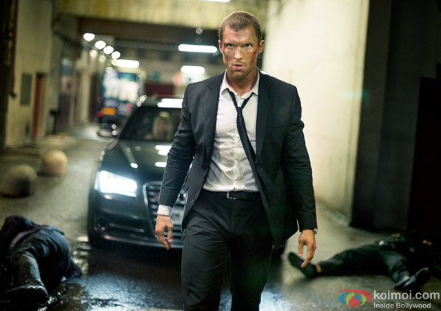 still from movie 'The Transporter: Refueled'